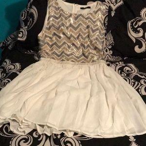 Little above knee high dress
